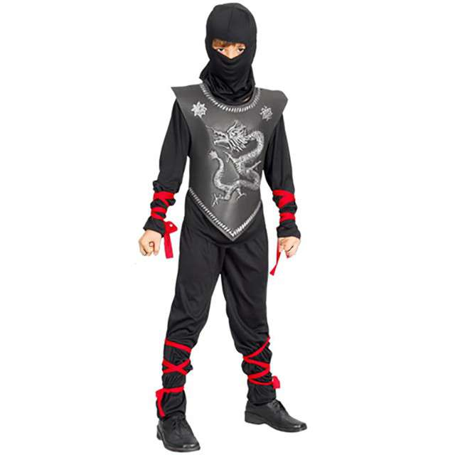 "Strój dla dzieci ""Ninja Shinzuku"", FYASA, rozm. 7-9 lat"