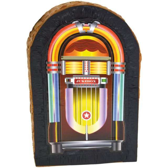 "Piniata ""Szafa Grająca - JukeBox"", FunnyFashion, 50x26 cm"