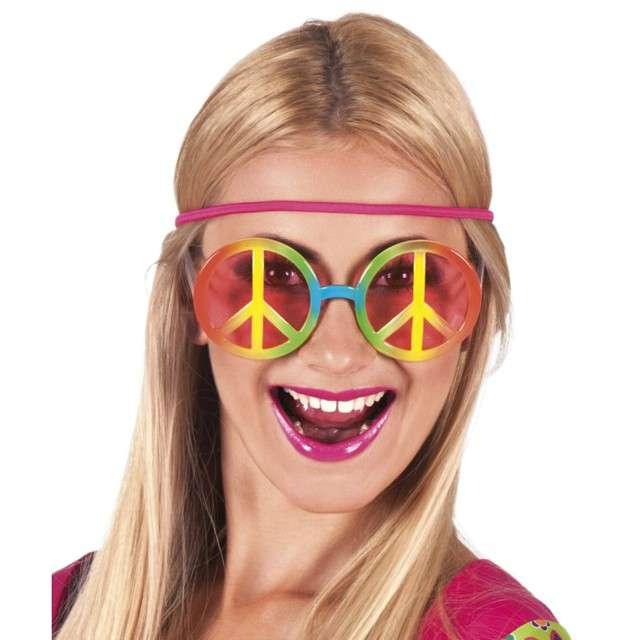 Okulary party Hipis Pacyfka BOLAND