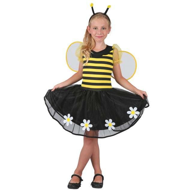 """Strój dla dzieci """"Pszczółka"""", GODAN, rozm. 110/120 cm"""