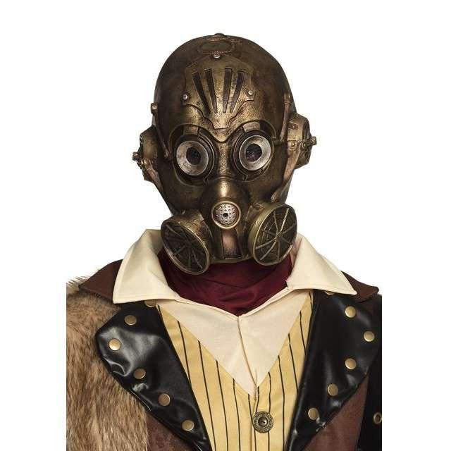 Maska Steampunk lateksowa BOLAND