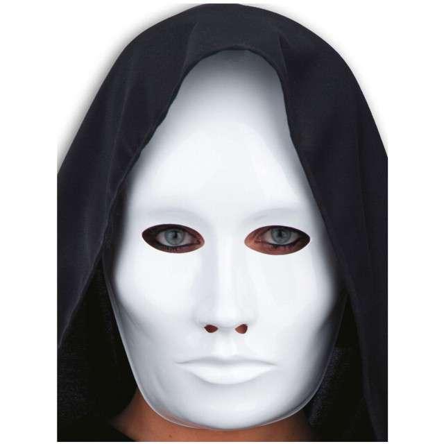 Maska Fantom biały Carnival Toys