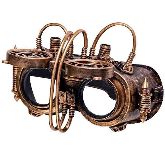"Maska ""Steampunk Mechanic"", Carnival Toys"