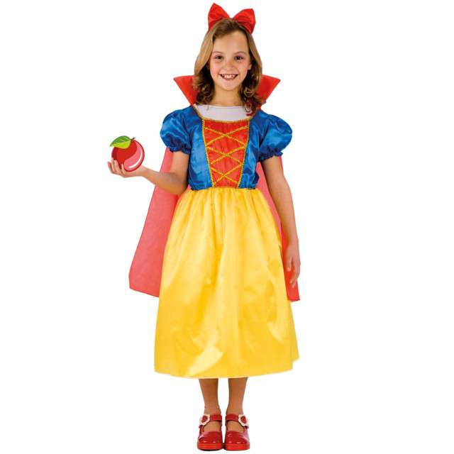 """Strój dla dzieci """"Królewna Śnieżka"""", Carnival Toys, 6-7 lata"""