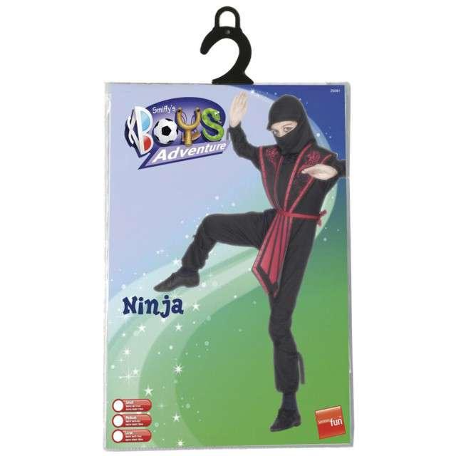 Strój dla dzieci Ninja SMIFFYS rozm. 7-9 lat