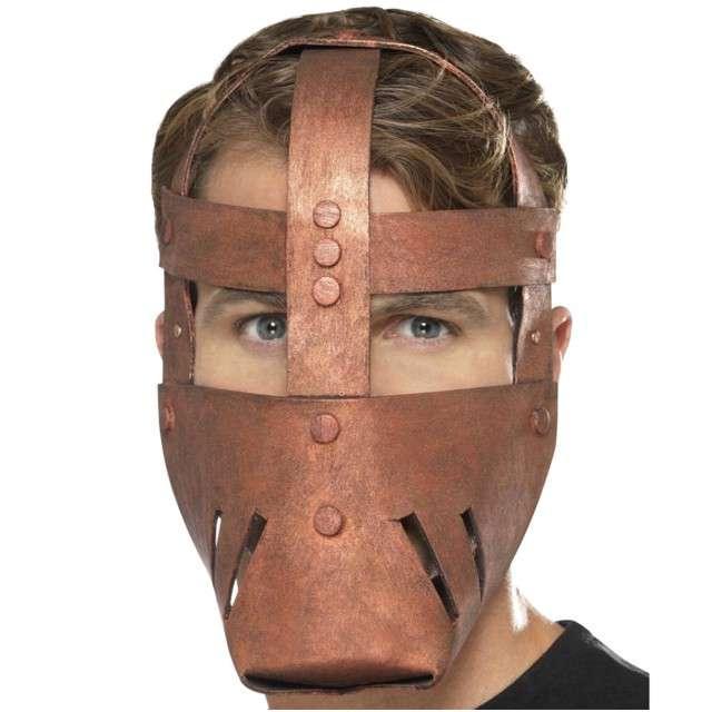 """Maska """"Gladiator"""", piankowa, SMIFFYS"""
