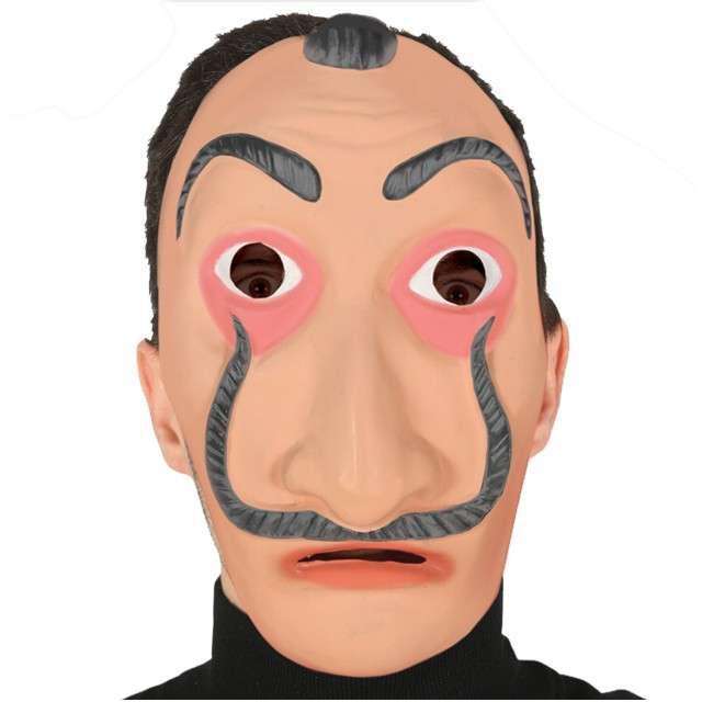 "Maska ""El Prosesor - Dom z Papieru"", GUIRCA"