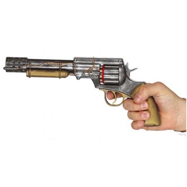 "Broń ""Rewolwer- Steampunk"", GUIRCA, 30 cm"