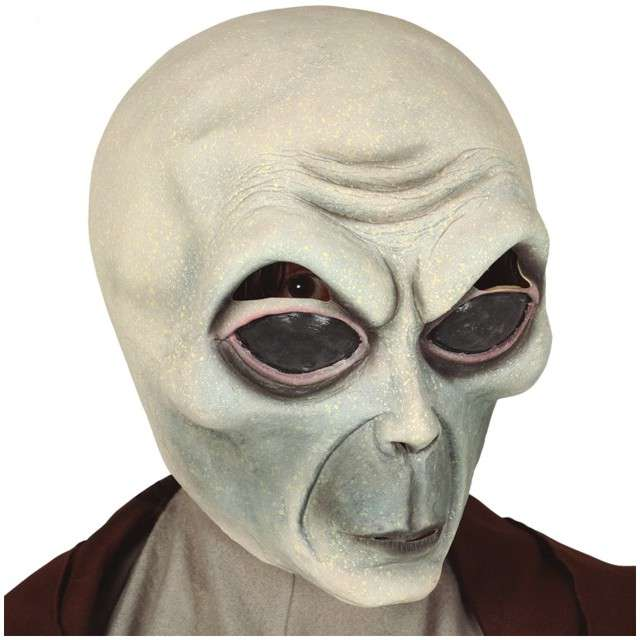 Maska Kosmita lateksowa GUIRCA