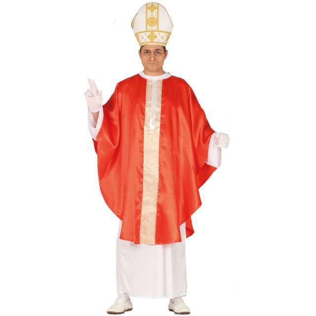 Strój dla dorosłych Papież Deluxe GUIRCA rozm. L