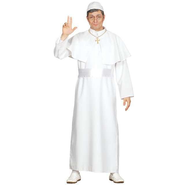 """Strój dla dorosłych """"Papież"""", GUIRCA, rozm. L"""