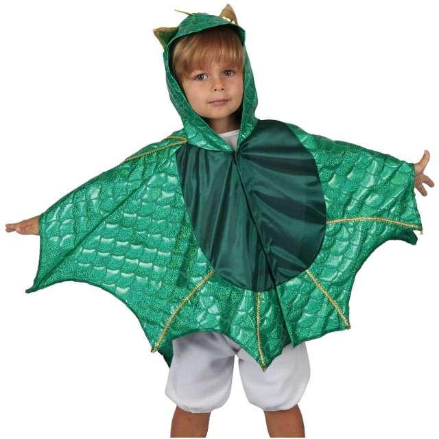 """Strój dla dzieci """"Peleryna Dinozaur"""", GODAN, rozm. 92/104 cm"""