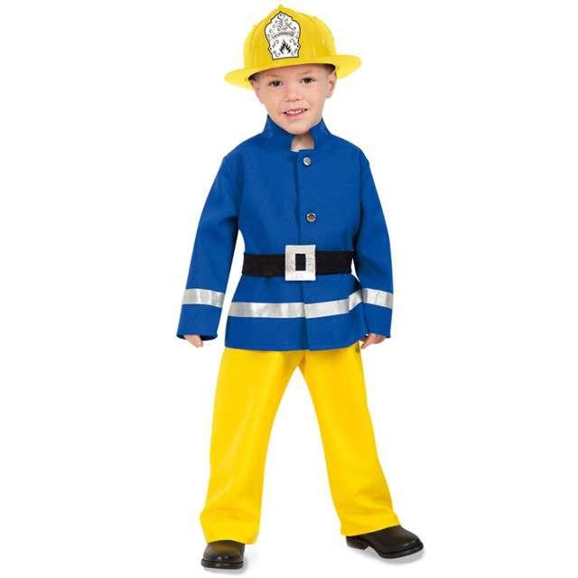 """Strój dla dzieci """"Strażak"""", FRIES, rozm. 99-104 cm"""