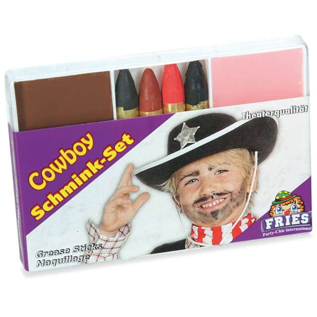 "Make-up party ""Kowboj"", FRIES"
