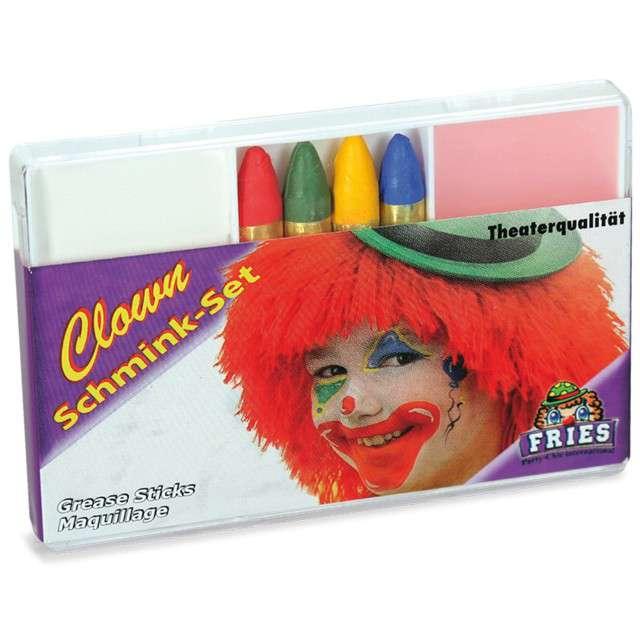 "Make-up party ""Klaun"", FRIES"