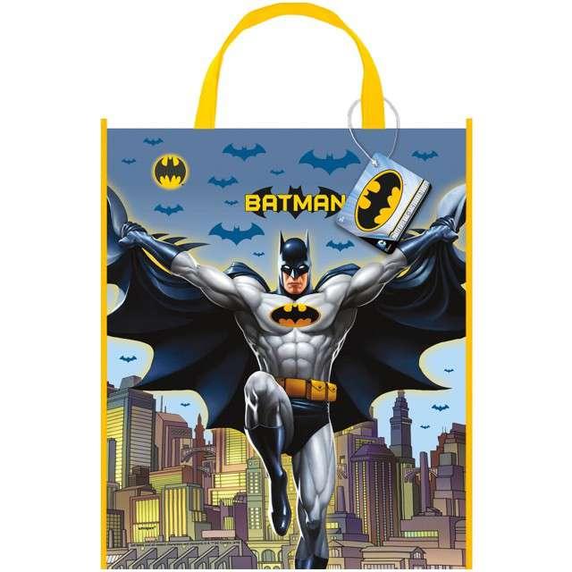"""Torebka prezentowa """"Batman"""", UNIQUE, 33 x 28 cm"""