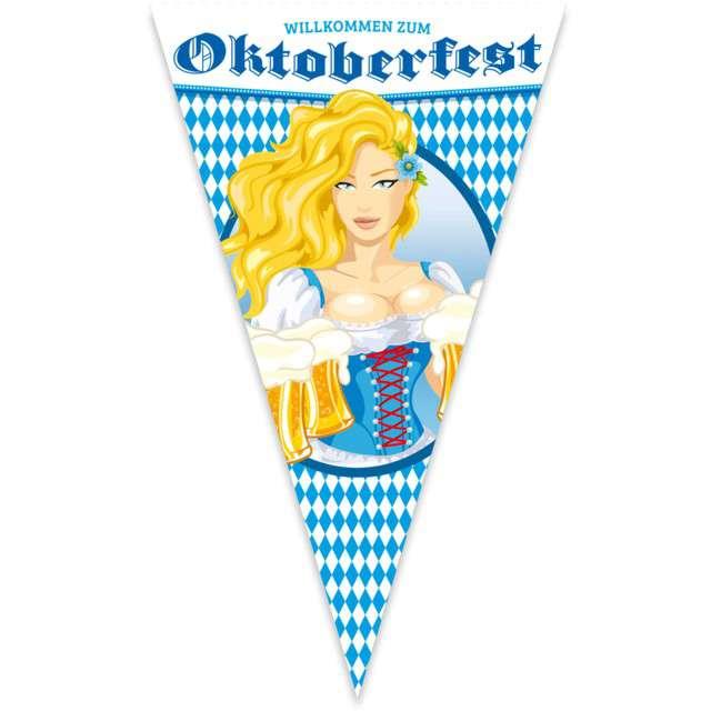"""Baner flaga """"Oktoberfest XXL"""", FOLAT, 150x90 cm"""