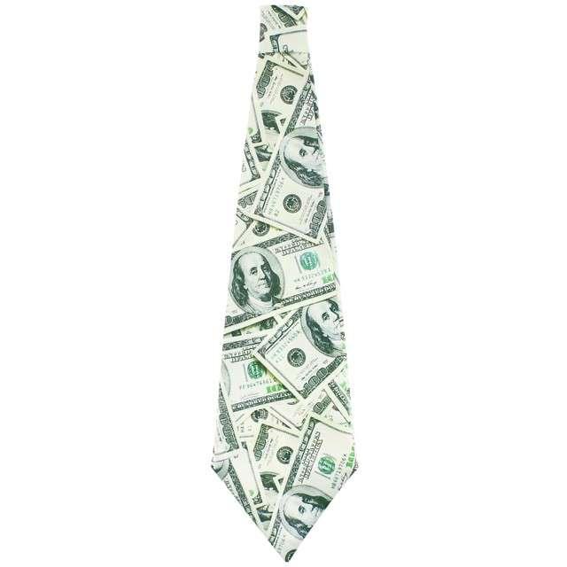 """Krawat """"Dolary Dolce Vita"""", GODAN"""