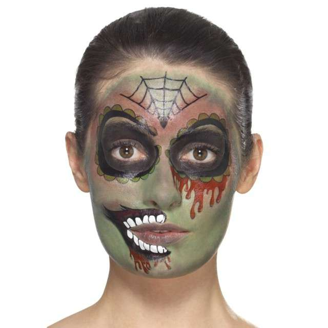 Make-up party Zombie Girl SMIFFYS