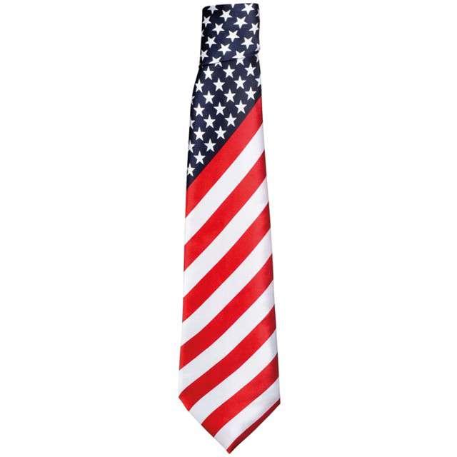 "Krawat ""Flaga USA"", BOLAND"