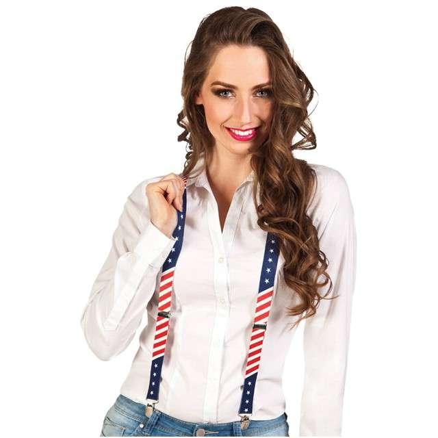 "Szelki ""Flaga USA"", BOLAND"
