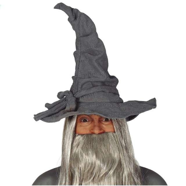 """Kapelusz """"Czarodziej Gandalf"""", szary, GUIRCA"""
