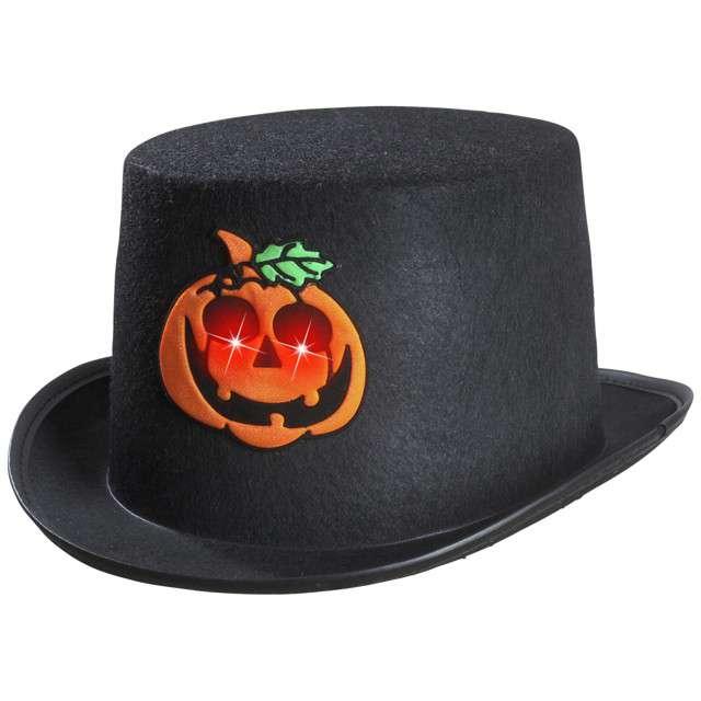 """Kapelusz """"Dynia - Halloween"""", WIDMANN"""
