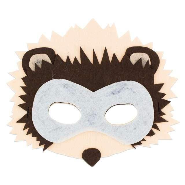 "Maska ""Jeżyk"", filcowa, GODAN"