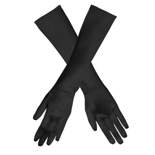 Rękawiczki Wieczorowe BOLAND 40 cm