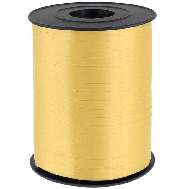 Wstążka do balonów Classic złota ADIKBAL 5 mm/500 m