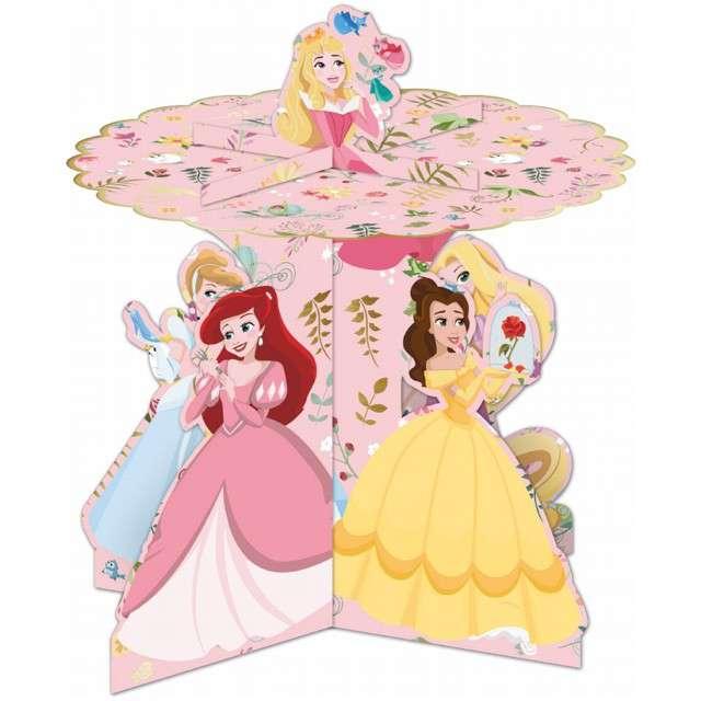 """Patera papierowa """"Księżniczki Disneya"""", PROCOS, 27 cm"""