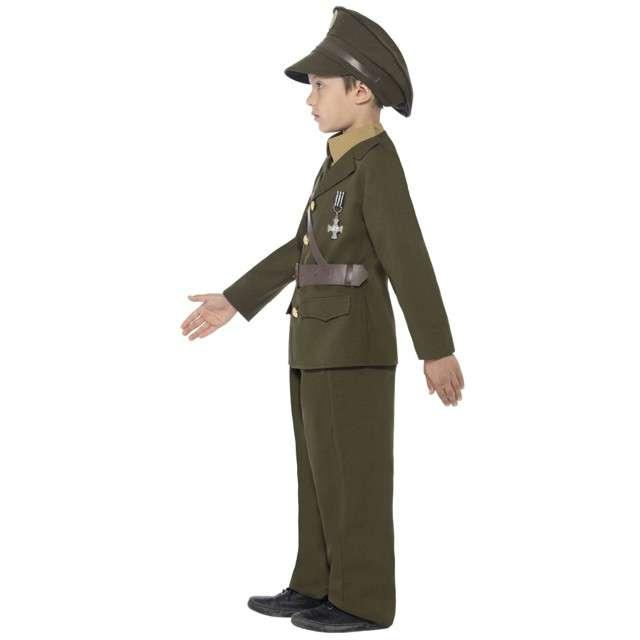 Strój dla dzieci Wojskowy Oficer SMIFFYS rozm. 7-9 lat