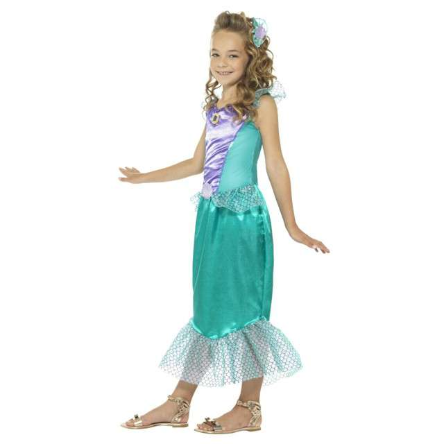 _xx_Deluxe Mermaid Costume T