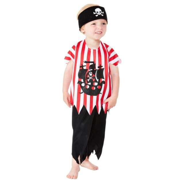 Strój dla dzieci Pirat SMIFFYS rozm. 1-2 lat
