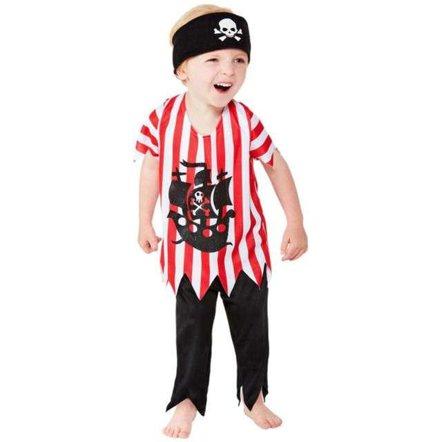 """Strój dla dzieci """"Pirat"""", SMIFFYS, rozm. 3-4 lat"""