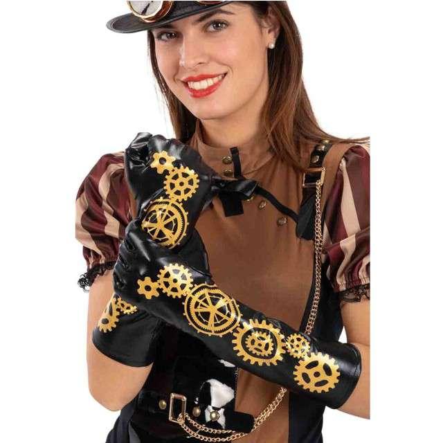 """Rękawiczki """"Steampunk"""", CarnivalToys, 38 cm"""