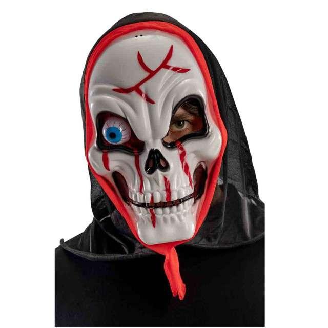 """Maska """"Szkielet Halloween"""", CarnivalToys"""
