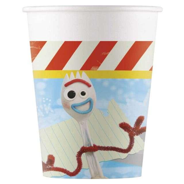 """Kubeczki papierowe """"Toy Story 4"""", PROCOS, 200 ml, 8 szt"""