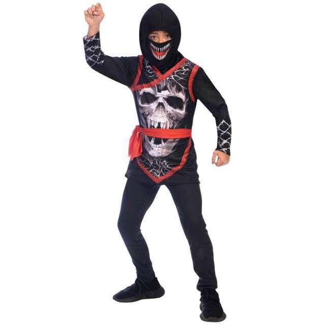 """Strój dla dzieci """"Ninja"""", AMSCAN, 10-12 lat"""