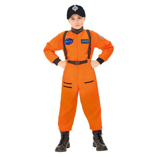 """Strój dla dzieci """"Astronauta"""", WIDMANN, rozm. 5-7 lat"""
