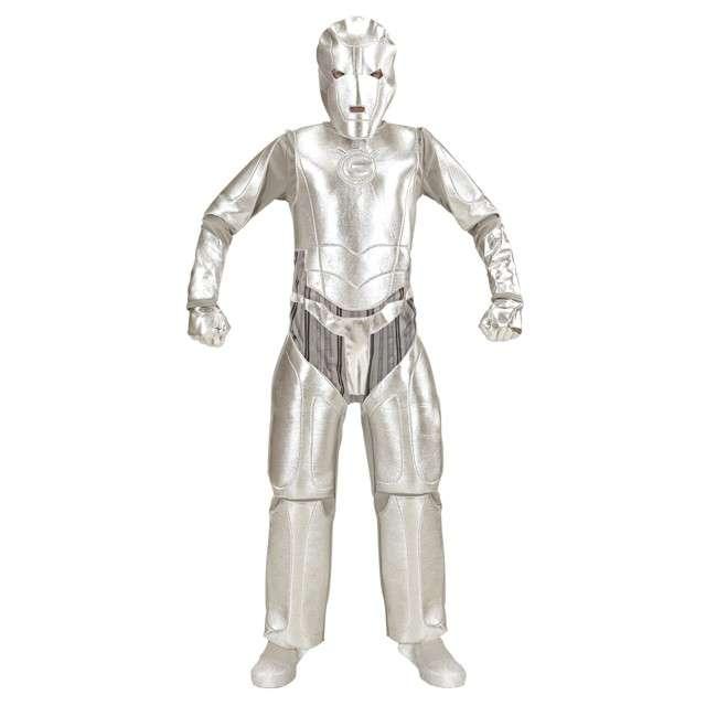 """Strój dla dzieci """"Kosmiczny Robot"""", WIDMANN, rozm. 8-10 lat"""