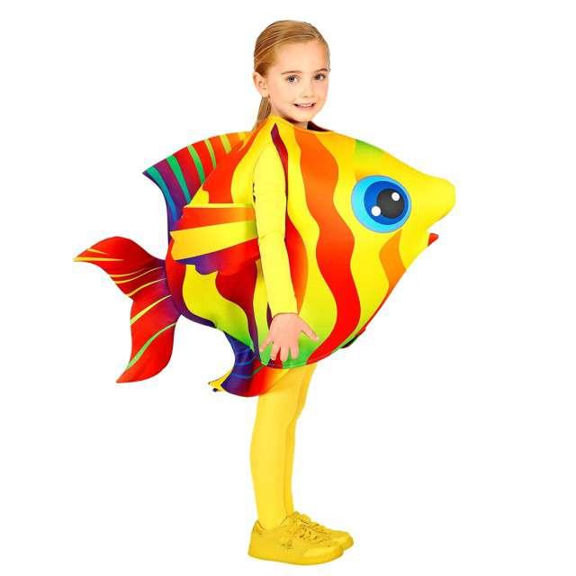 """Strój dla dzieci """"Ryba z Tropików"""", WIDMANN, rozm. 4-7 lat"""