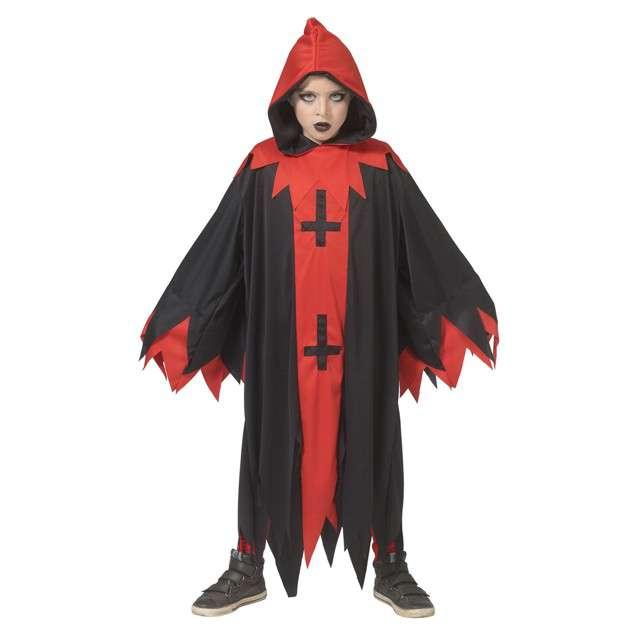 """Strój dla dzieci """"Demon Ciemności"""", Funny Fashion, rozm. 140 cm"""