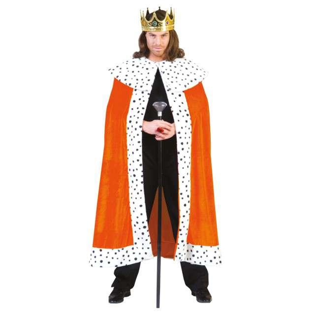"""Strój dla dorosłych """"Peleryna Króla"""", Funny Fashion, rozm. uniw"""