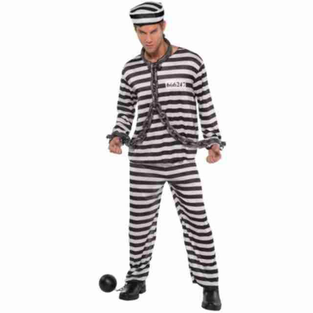 """Zestaw """"Więzień"""", AMSCAN"""