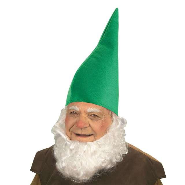 """Kapelusz """"Krasnal"""", zielony, WIDMANN"""