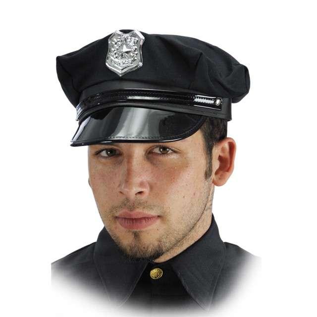 "Czapka ""Policjant"", Carnival Toys"