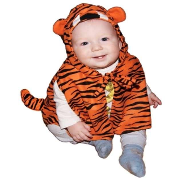 """Strój dla dzieci """"Tygrysek"""", KRASZEK, rozm. 9-24 mies"""