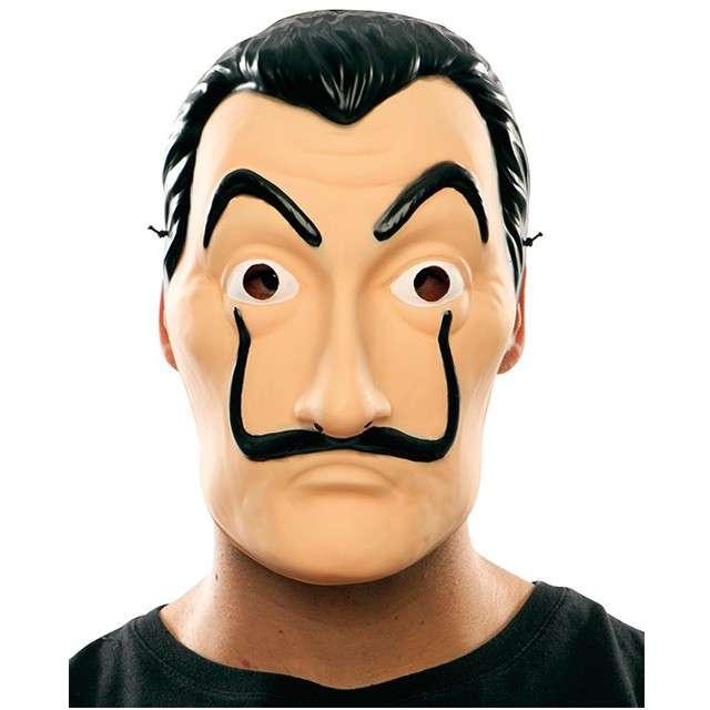 Maska El Prosesor - Dom z Papieru plastikowa FYASA
