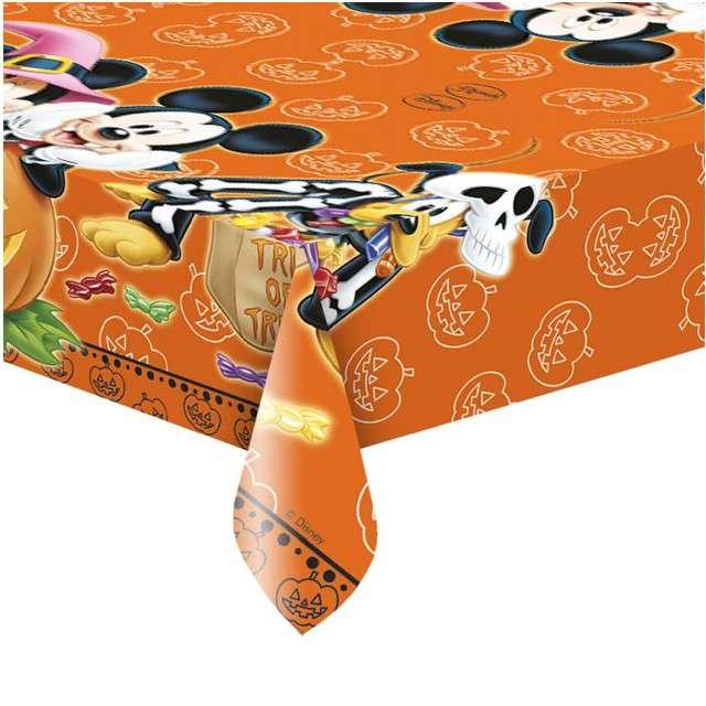 "Obrus foliowy ""Mickey Halloween"", PROCOS, 180x120 cm"